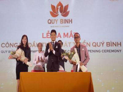 Nghệ sĩ Quý Bình lấn sân sang lĩnh vực kinh doanh