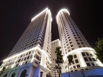 Mở bán đợt cuối dự án chung cư đáng sống bậc nhất Hoàng Mai