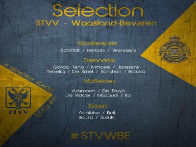 Công Phượng bị gạch tên khỏi danh sách thi đấu của Sint-Truidense