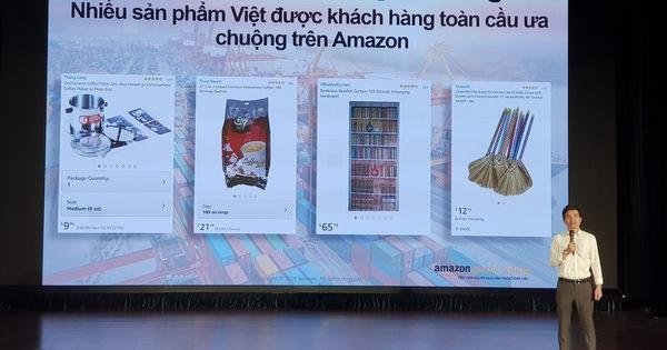 CEO Amazon Global Selling Việt Nam: Chổi đót còn bán được 13 USD...