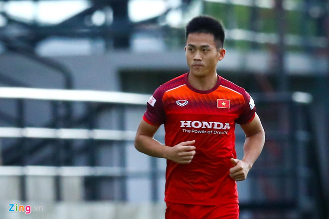 HLV Park chốt danh sách 23 tuyển thủ Việt Nam đấu Thái Lan