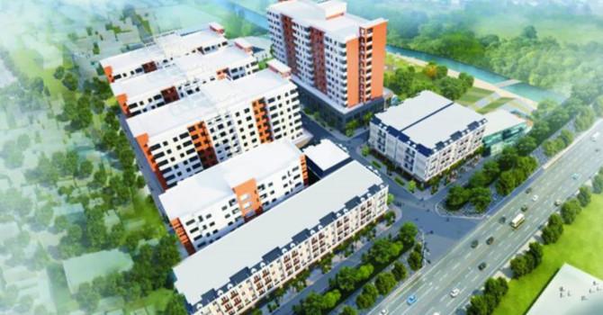 Hà Nội xây khu nhà ở rộng gần 100.000m2 tại Sóc Sơn