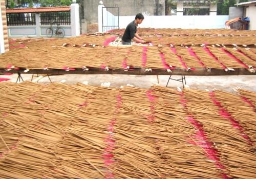 Ấn Độ đột ngột hạn chế nhập khẩu hương nhang là vi phạm cam kết WTO?