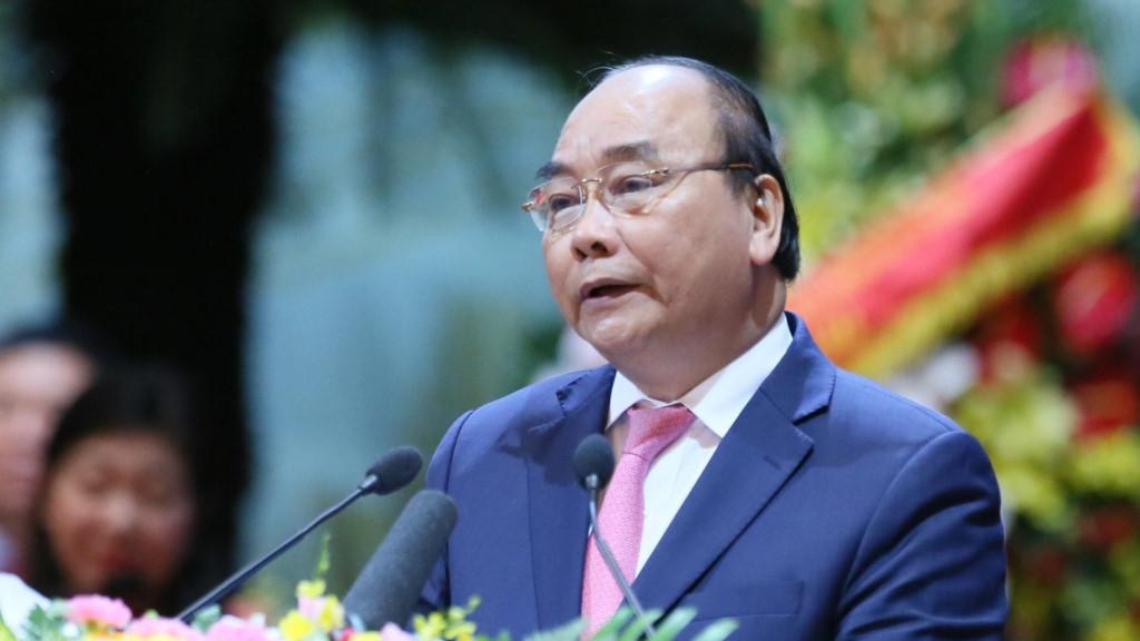 Thủ tướng Nguyễn Xuân Phúc: 'Mặt trận cần tôn trọng những điểm khác biệt'