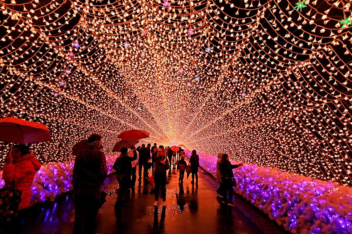 Lễ hội mùa thu ở Nhật Bản