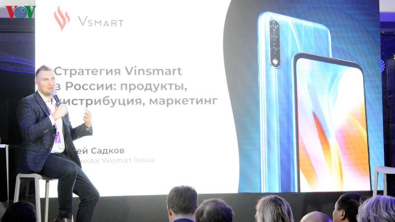 Thêm một thương hiệu Việt có mặt tại thị trường Nga