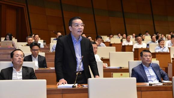 Quốc hội tiếp tục thảo luận về kinh tế- xã hội và ngân sách