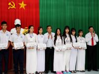 Công ty XSKT Vĩnh Long: Thực hiện tốt công tác an sinh xã hội