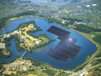Năng lượng mặt trời nổi: Hướng đầu tư cho tương lai