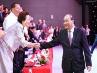 Thủ tướng dự lễ kỷ niệm 15 năm ngày Doanh nhân Việt Nam