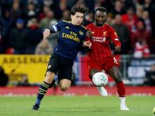 Liverpool hạ Arsenal ở trận cầu có 10 bàn thắng