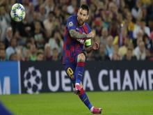 Messi: 'Giờ tôi mới bắt đầu mùa giải'