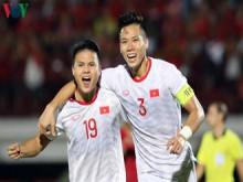 ĐT Việt Nam lọt top 4 đội nhì bảng có thành tích tốt nhất