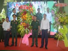 Họp mặt Cựu chiến binh kỷ niệm 74 năm thành lập Tình báo quốc phòng