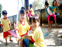 Home Credit tiếp tục tài trợ hoạt động khuyến học tại Bình Phước