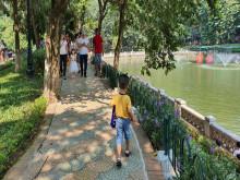 Cải tạo các công viên: Chắp vá, chưa đồng bộ