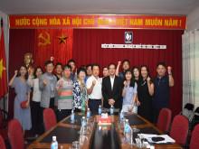 Lãnh đạo tỉnh Daegu (Hàn Quốc) thăm và làm việc với VINASME