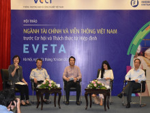 Cơ hội và thách thức từ EVFTA đối với ngành Tài chính - Viễn thông Việt Nam