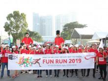 Chạy BBGV Fun Run gây quỹ từ thiện