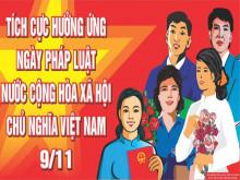 BHXH Việt Nam: Hưởng ứng Ngày Pháp luật
