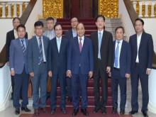 Thủ tướng Chính phủ tiếp Tổng Giám đốc Tổ hợp Samsung