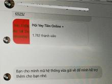 Xuất hiện trò lừa ép người dùng vay online rủi ro cao