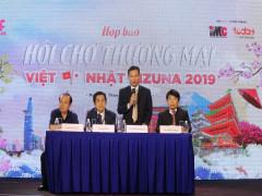 Hội chợ thương mại Việt Nhật Kizuna 2019