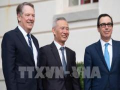 Đàm phán Mỹ-Trung: Gần hoàn tất một số điều khoản thỏa thuận