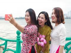 Vì sao không khí ở Hà Nội tốt đột biến?
