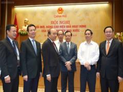 Thủ tướng Nguyễn Xuân Phúc chủ trì Hội nghị đổi mới, nâng cao hiệu quả hoạt động của DNNN