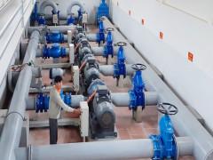 Mở rộng mạng lưới nước sạch nông thôn