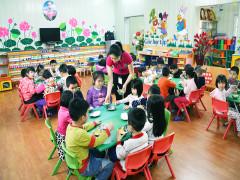 Dự kiến bổ sung đối tượng trẻ em - con của NLĐ tham gia BHXH, BHYT, BHTN được hỗ trợ chế độ ăn trưa