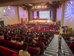 Khai mạc diễn đàn giáo dục Việt Nam – Italia lần thứ 2 tại ĐH Văn Lang