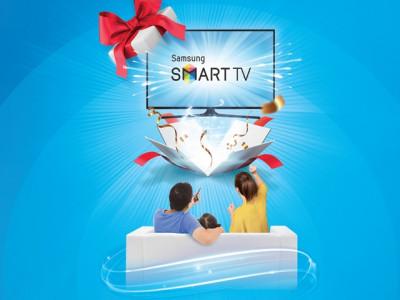 Đăng ký truyền hình MyTV - Tặng tivi Samsung