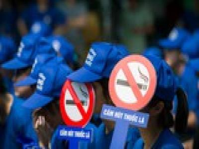 Dư luận ủng hộ Hà Nội triển khai phạt hành vi hút thuốc nơi công cộng