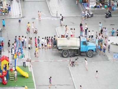 Ai đang độc quyền nước sạch tại Hà Nội?