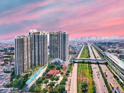 Sky Bridge: Điểm ngắm hoàng hôn Đông Sài Gòn tương lai
