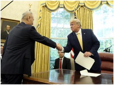Mỹ hoãn tăng thuế, Trung Quốc hứa mua 50 tỷ USD nông sản Mỹ