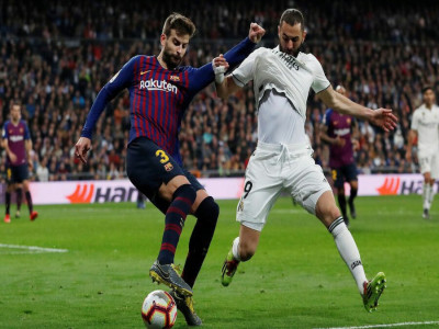 Tây Ban Nha hoãn trận El Clasico
