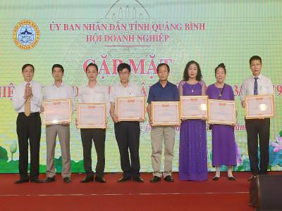Từng bước khẳng định được uy tin và thương hiệu trên vùng đất nắng gió Quảng Bình