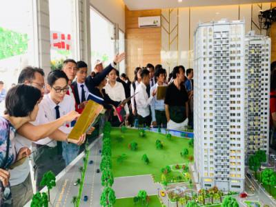 Khai trương căn hộ mẫu và công bố Dự án Paris Hoàng Kim tại quận 2