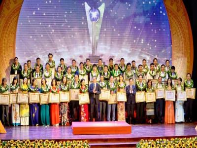 Thanh Hóa: Lễ tôn vinh doanh nghiệp, doanh nhân tiêu biểu 2019