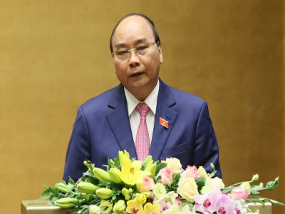 Thủ tướng Nguyễn Xuân Phúc: Kinh tế - xã hội năm 2019  phát triển tích cực