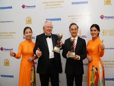 Vietravel lần thư 7 liên tiếp nhận giải thưởng du lịch thế giới – World Travel Awards