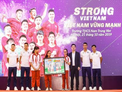 Strong Vietnam - Hành trình của ước mơ và niềm tin