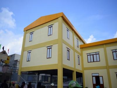 Trường Tiểu học Nam Sơn (Hải Phòng): Phụ huynh mong nhà ăn bán trú đi vào hoạt động