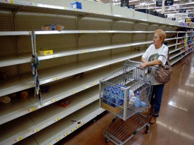 """Venezuela """"oằn mình"""" trong lạm phát"""