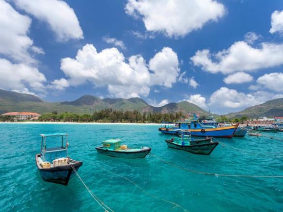 """Hòn đảo duy nhất Việt Nam thuộc danh sách """"Nơi có nước trong xanh nhất thế giới"""""""