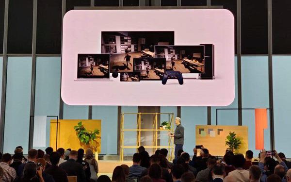 Google công bố hàng loạt sản phẩm cạnh tranh Amazon và Apple