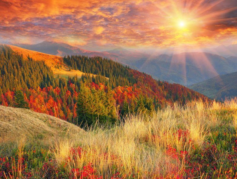 7 vùng đất thay áo mùa thu đẹp tựa xứ thần tiên